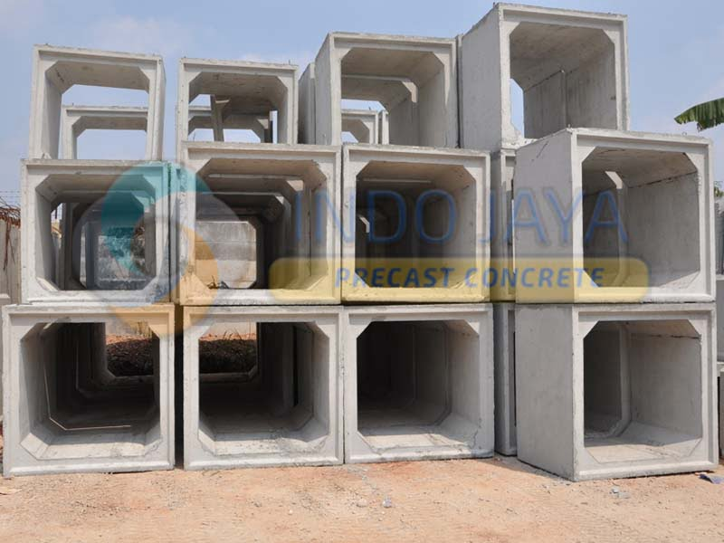 Beton Box Culvert